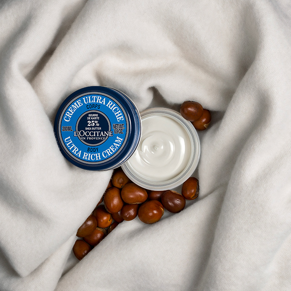 Shea Butter Ultra Rich Body Cream