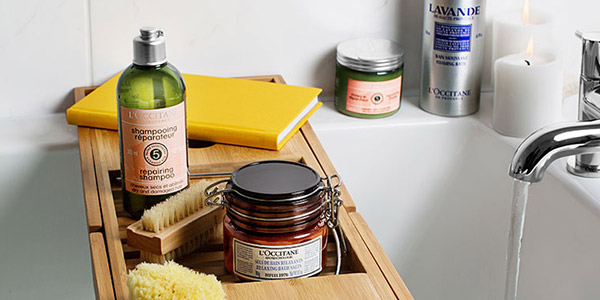 GOLDEN RULES FOR A DELIGHTFUL SPA DAY -  L'OCCITANE