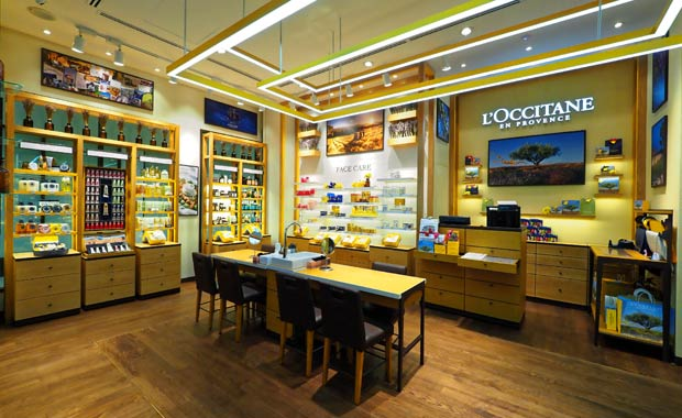 FIND YOUR STORE - L'OCCITANE