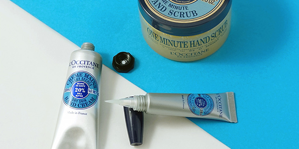 TIP4: TAKE CARE OF YOUR NAILS - L'OCCITANE