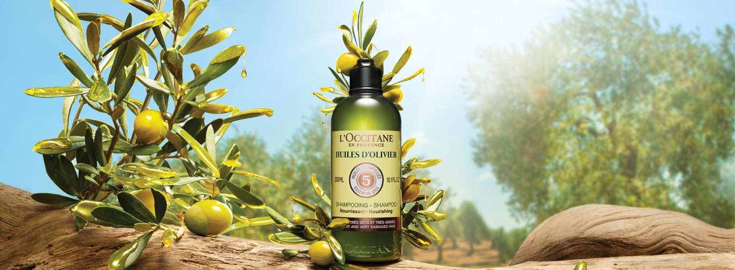 L'OCCITANE - Intensely Nourishing For Healthy-Looking Hair