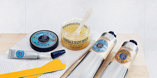 SPOIL YOUR HANDS & FEET -  L'OCCITANE