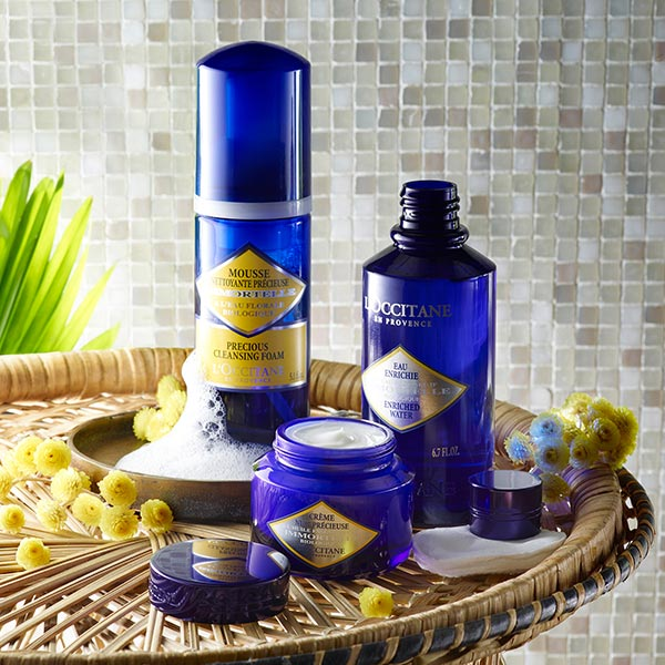 Your skin deserves youth and beauty - L'OCCITANE