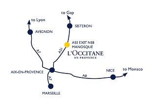 USEFUL INFORMATION - L'OCCITANE