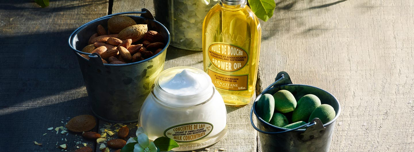 Our Almond Body Care Products  | L'OCCITANE Malaysia