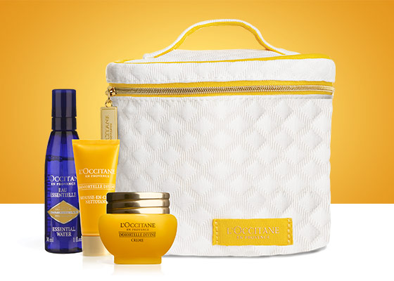 Gift With Purchase RM480 and above - L'OCCITANE