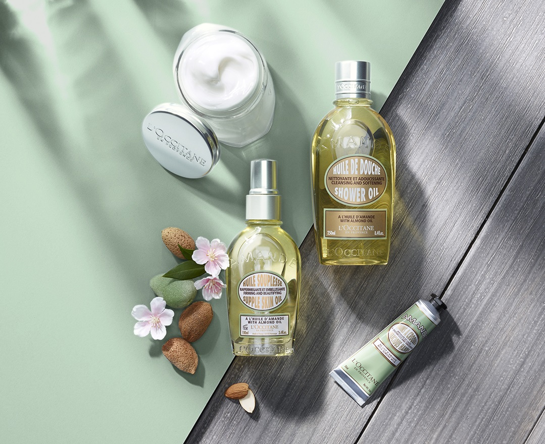 Treat your body with love - L'OCCITANE