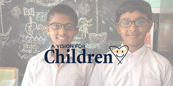 A VISION FOR CHILDREN - L'OCCITANE