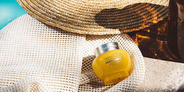 Restore your face skin's natural barrier - L'OCCITANE