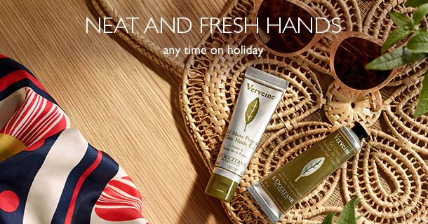 Neat and Fresh Hands | Hand Cream Collection