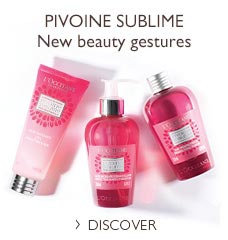 PIVOINE SUBLIME COLLECTION