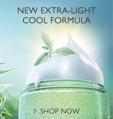 NEW Extra Light Cool Formula