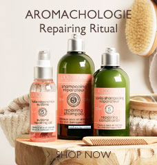 Aromachologie Repairing Hair Care Collection