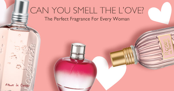Discover A Burst Of Fragrance For Her