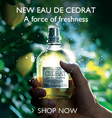 Cedrat a force of freshness