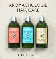 Discover our signature hair care line