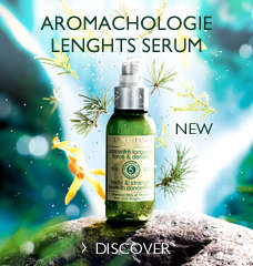 New Aromachologie Body & Strength Leave in Concentrate