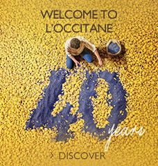 Welcome to L'Occitane