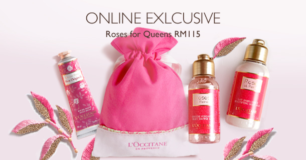online exclusive Roses for Queens