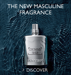 The New Masculine Fragrance